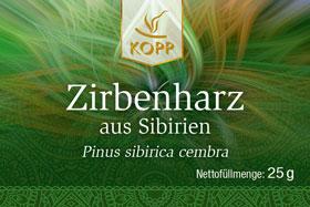Zirbenharz aus Sibirien_small01