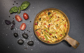 Tactical Foodpack® Pasta mit Gemüse_small01