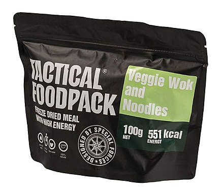 Tactical Foodpack® Veggie Pfanne mit Nudeln_small