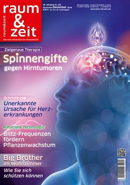Raum & Zeit Nr. 222 Ausgabe November/Dezember 2019_small