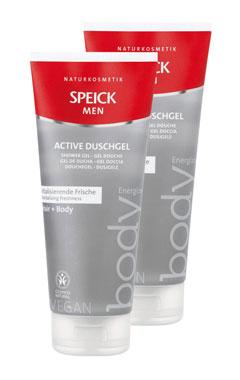 2er Pack Speick Men Active Duschgel je 200ml_small