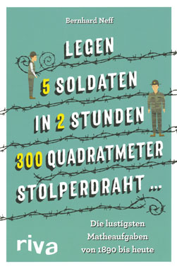 Legen 5 Soldaten in 2 Stunden 300 Quadratmeter Stacheldraht..._small