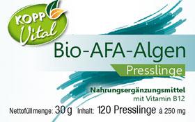 Kopp Vital Bio-AFA Algen Presslinge_small01