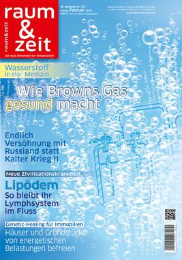 Raum & Zeit Nr. 223 - Ausgabe Januar/Februar 2020_small