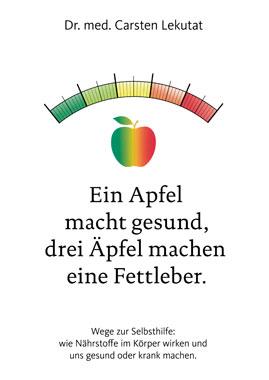 Ein Apfel macht gesund, drei Äpfel machen eine Fettleber_small