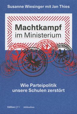 Machtkampf im Ministerium - Mängelartikel_small