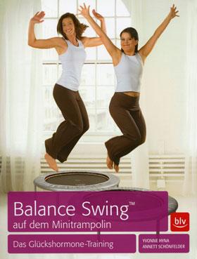 Balanca Swing(TM) auf dem Minitrampolin_small