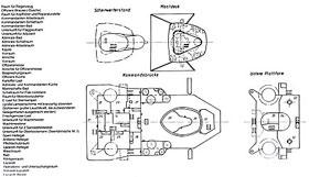 Planmappe: Schlachtschiff Scharnhorst - Mängelartikel_small02