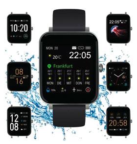 Smartwatch Fitness-Armbanduhr_small01