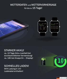 Smartwatch Fitness-Armbanduhr_small03