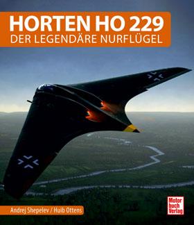 Horten HO 229 - Der legendäre Nurflügel_small