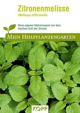 Zitronenmelisse - Mein Heilpflanzengarten_small