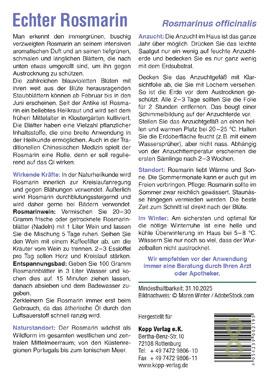 Echter Rosmarin - Mein Heilpflanzengarten_small01