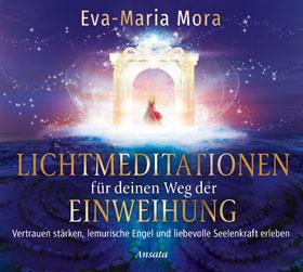 Lichtmeditationen für deinen Weg der Einweihung - CD_small