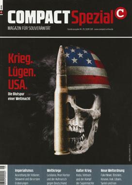 Compact Spezial Nr. 25: Krieg. Lügen. USA._small