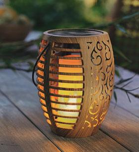 Solar-Gartenstecker »Flame«_small02