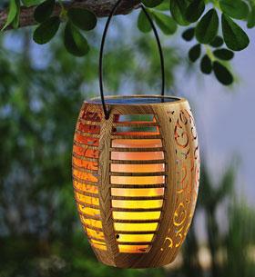 Solar-Gartenstecker »Flame«_small03