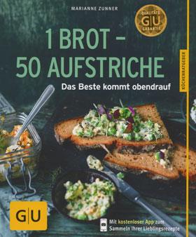 1 Brot - 50 Aufstriche_small