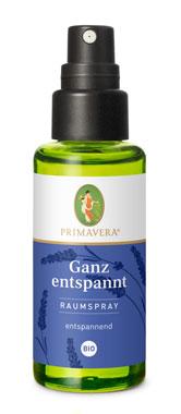 PRIMAVERA® Ganz entspannt Raumspray bio - 50ml_small