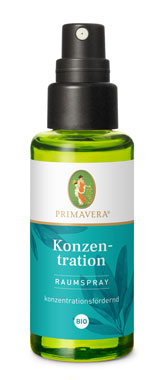 PRIMAVERA® Konzentration Raumspray bio - 50ml_small