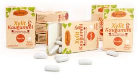 Birkengold ®  Xylit-Kaugummi Frucht_small01