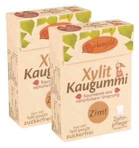 Birkengold® Xylit-Kaugummi Zimt_small