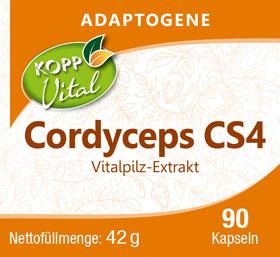 Kopp Vital Cordyceps CS4 Kapseln_small01