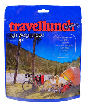 Travellunch - Kartoffelpüree mit Milch - 125 g_small