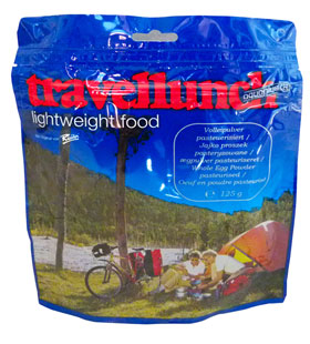 Travellunch - Volleipulver - pasteurisiert 125g_small