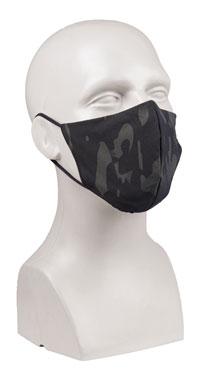 Mund/Nasenbedeckung V-Shape PES/EL_small