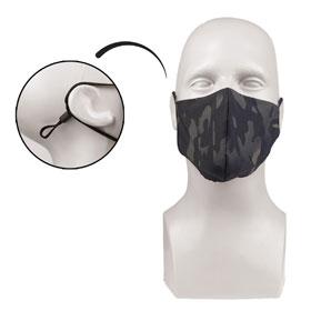 Mund/Nasenbedeckung V-Shape PES/EL_small01