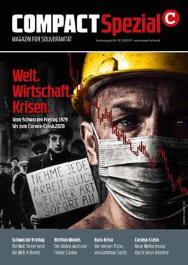 Compact Spezial Nr. 26 Welt. Wirtschaft. Krisen._small