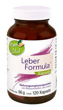 Kopp Vital Leber-Formula Kapseln_small