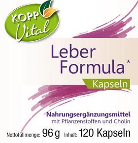 Kopp Vital Leber-Formula Kapseln_small01