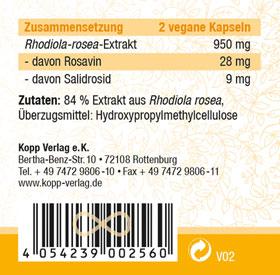 Kopp Vital Rhodiola rosea (Rosenwurz) Kapseln_small02