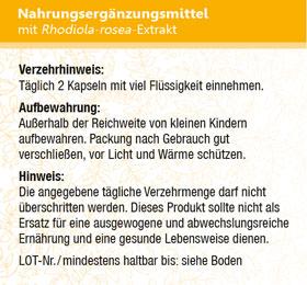 Kopp Vital Rhodiola rosea (Rosenwurz) Kapseln_small03