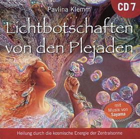 Lichtbotschaften von den Plejaden CD 7_small
