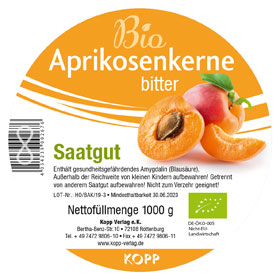 Bio-Aprikosenkerne bitter Saatgut_small01