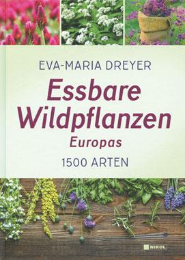 Essbare Wildpflanzen Europas_small