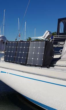 Solarmodul-Kit Phaesun Fly-Weight 3 × 40 W Ladegerät_small05