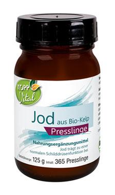 Kopp Vital Jod aus Bio-Kelp Presslinge_small