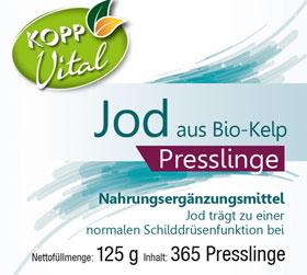 Kopp Vital Jod aus Bio-Kelp Presslinge_small01
