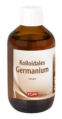 Kolloidales Germanium - Konzentration 100 ppm - 250 ml_small