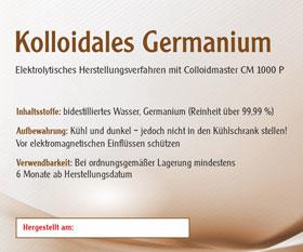 Kolloidales Germanium - Konzentration 100 ppm - 250 ml_small03