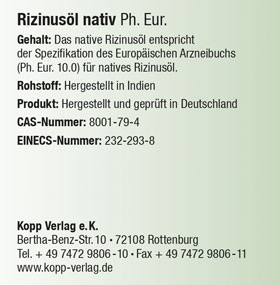 Kopp Vital Rizinusöl nativ Ph. Eur. - 250 ml_small04