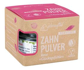 Birkengold® Zahnpulver Rose Glas mit 30 g_small01