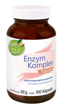 Kopp Vital Enzym Komplex Kapseln_small
