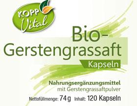 Kopp Vital Bio-Gerstengrassaft Kapseln_small01
