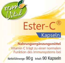 Kopp Vital Ester-C ®  Kapseln_small01