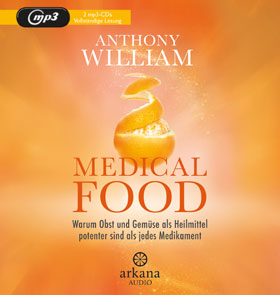 Medical Food - Hörbuch_small
